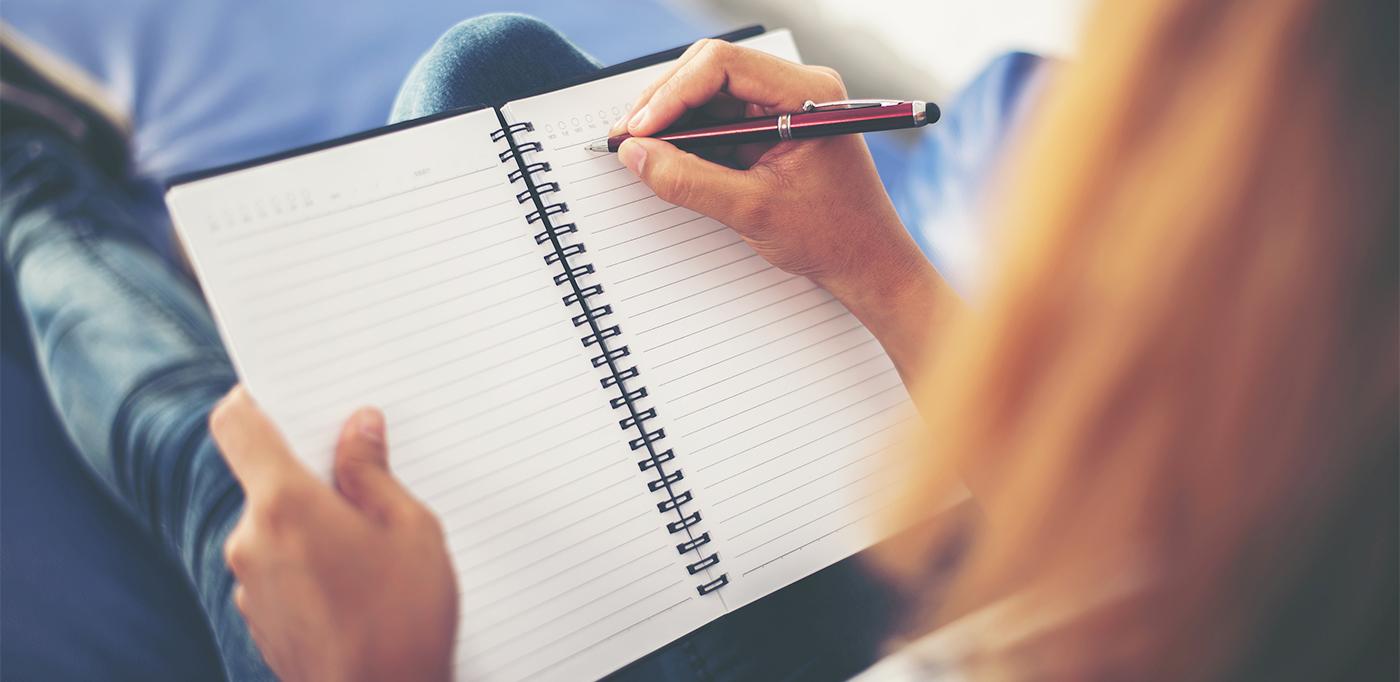 DARILO ZATE - brezplačni priročnik - Pisanje je najboljša terapija