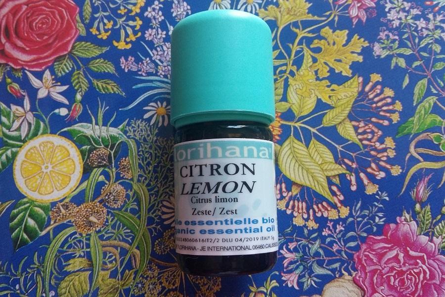 Limona - Citrus limon - eterično olje