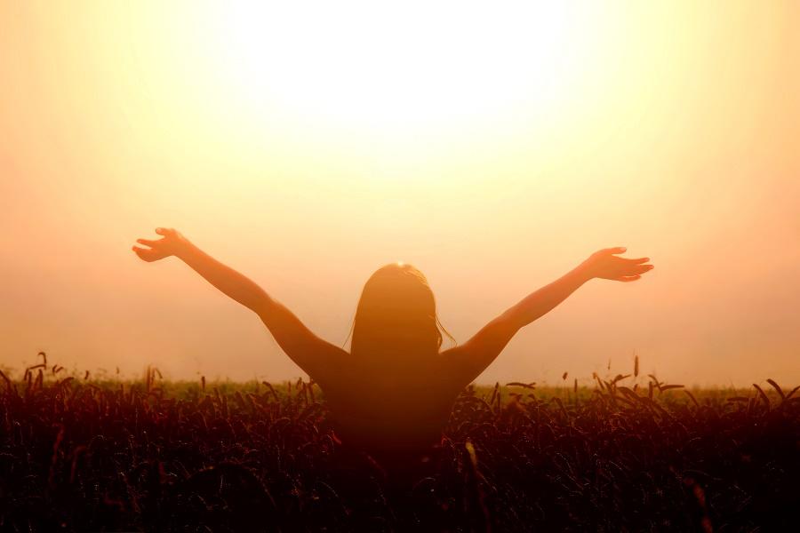 Brisanje skrbi in osredotočanje na uspehe
