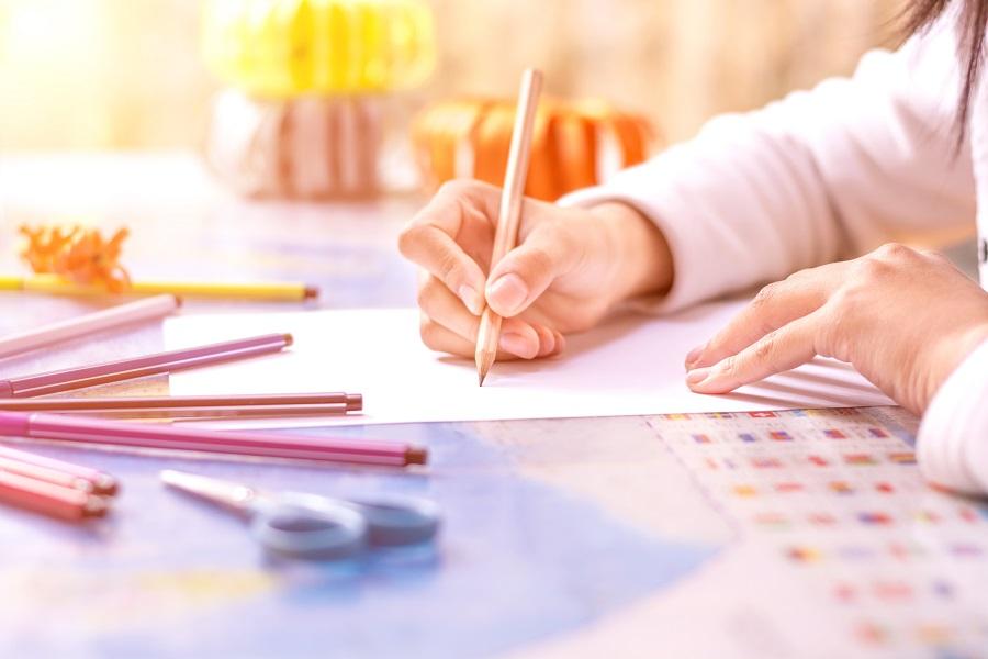 Pisanje kot terapija