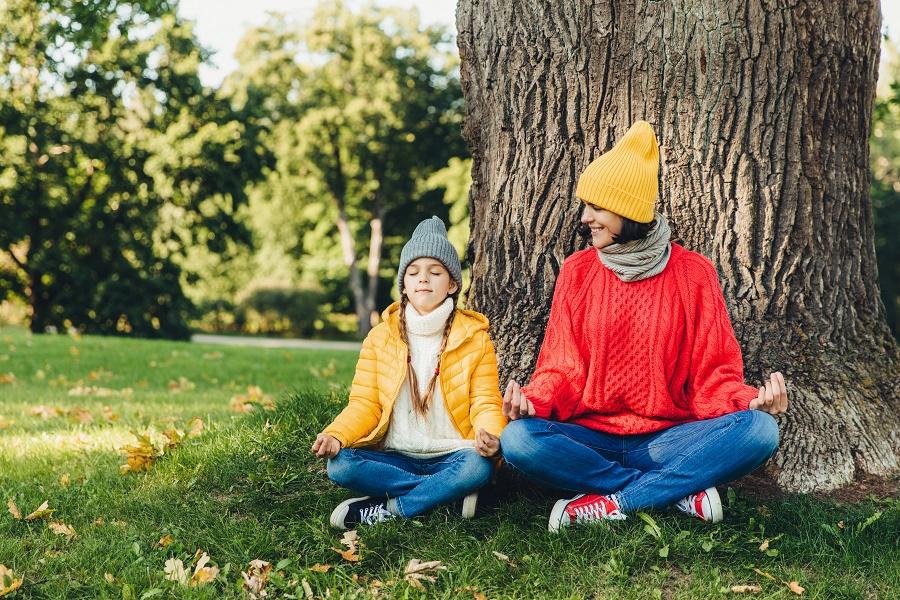 Meditacija in zgled